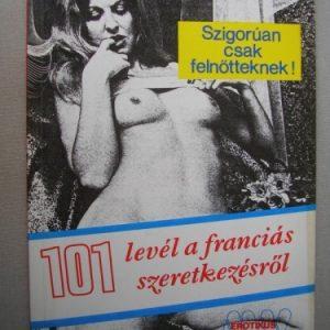 101 levél a franciás szeretkezésről