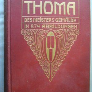 Hans Thoma – Des maisters gemilde in 877 Abbildungen