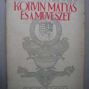 Korvin Mátyás és a művészet